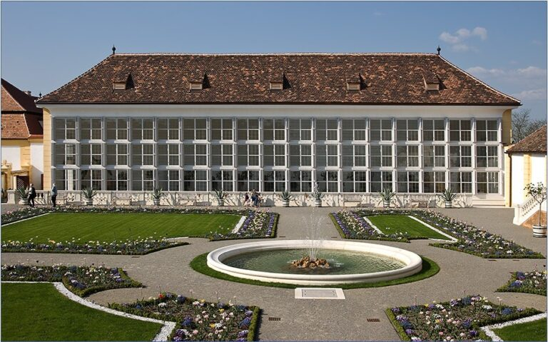 Bauunternehmen Kroneis Bezirk Baden - Orangerie